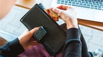 Wie viel Geld ist im Portemonnaie?